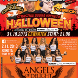 Magnes Club Wola Rychwalska – Halloween oraz Angels of Delight