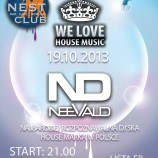 NEST Club Gniezno – We love house music Neevald