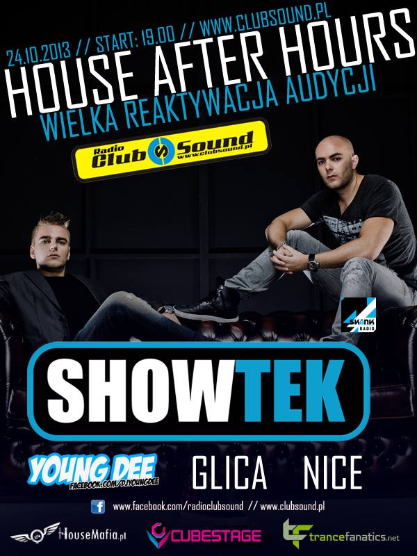 House After Hours – Showtek