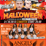 Magnes Club Wtórek – Halloween oraz Angels of Delight