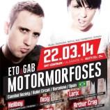 OFF CeNtrum Kraków – Electronic Festival – MOTORMORFOSES