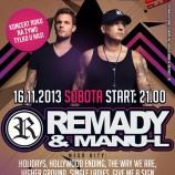 Magnes Club Wola Rychwalska – Remady & Manu-L