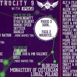 Electrocity 9: II faza line-upu i bilety VIP