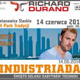 Industriada Siemianowice Śląskie – Richard Durand
