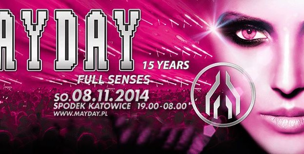 Ferry Corsten, Don Diablo i The MAYDAY Masters zamykają line-up Mayday Polska