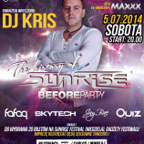 Magnes Club Wtórek – The History of Sunrise Festival – Before Party