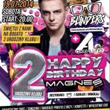 Magnes Club Wtórek – II urodziny klubu