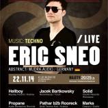 INQbator Katowice – Eric Sneo
