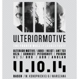 Basen Warszawa – METALHEADZ | ULTERIOR MOTIVE