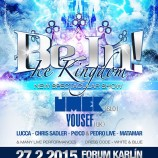 BE IN! ICE KINGDOM