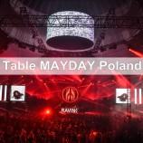 Time Table 15-stej, jubileuszowej edycji Mayday Poland