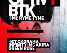 Basen Warszawa – Drum & Bass'owe Mikołajki z OPTIV + BTK + MC Ryme Tyme
