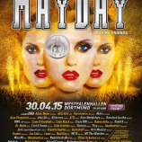 Time Table oraz Hymn Mayday Germany