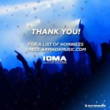 19 nominacji IDMA dla Armada Music!