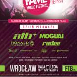 FAME Music Festival wejściówki VIP Deluxe