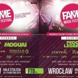 FAME Music Festival – podział artystów na dni