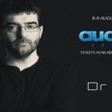 Dr. Kucho pierwszym artystą Audiolake Festival