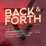 Nowy event Back & Forth