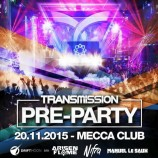 Mecca Prague – TRANSMISSION Pre-Party