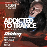 Addicted To Trance pres. Tiddey – Szczecin, Elefunk The Club