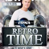Luna Loosbroek – Retro Time 4 Strings