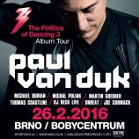 The Politics of Dancing 3 – Album Tour – Paul Van Dyk