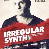 INQbator Klub Katowice – IRREGULAR SYNTH