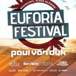 EUFORIA FESTIVAL 2016 – INFORMACJE ORGANIZACYJNE!