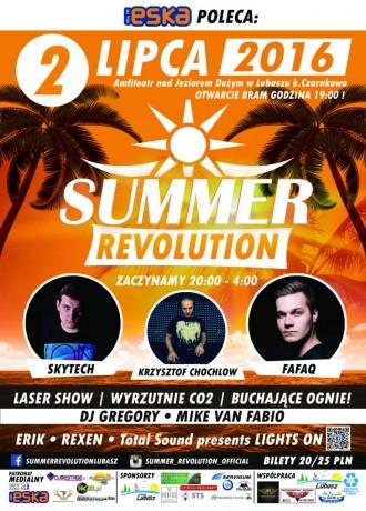 Summer Revolution 2016