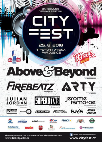 CityFest – Dance Music Open Air Festival 2016