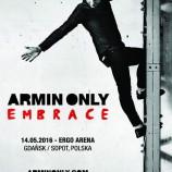 """ARMIN ONLY """"EMBRACE"""" Informacje organizacyjne"""