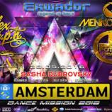 Ekwador Manieczki – Amsterdam Dance Mission 2016