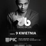 EPIC Club Bydgoszcz – David Biller
