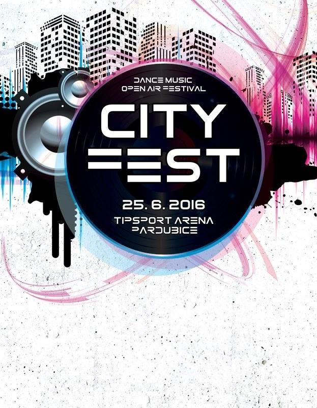 CityFest Pardubice – informacje organziacyjne
