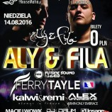 Ekwador Manieczki – World Of Music presents ALY & FILA