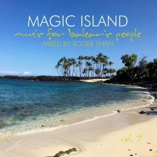 Roger Shah – Magic Island, Music For Balearic People, Vol. 7