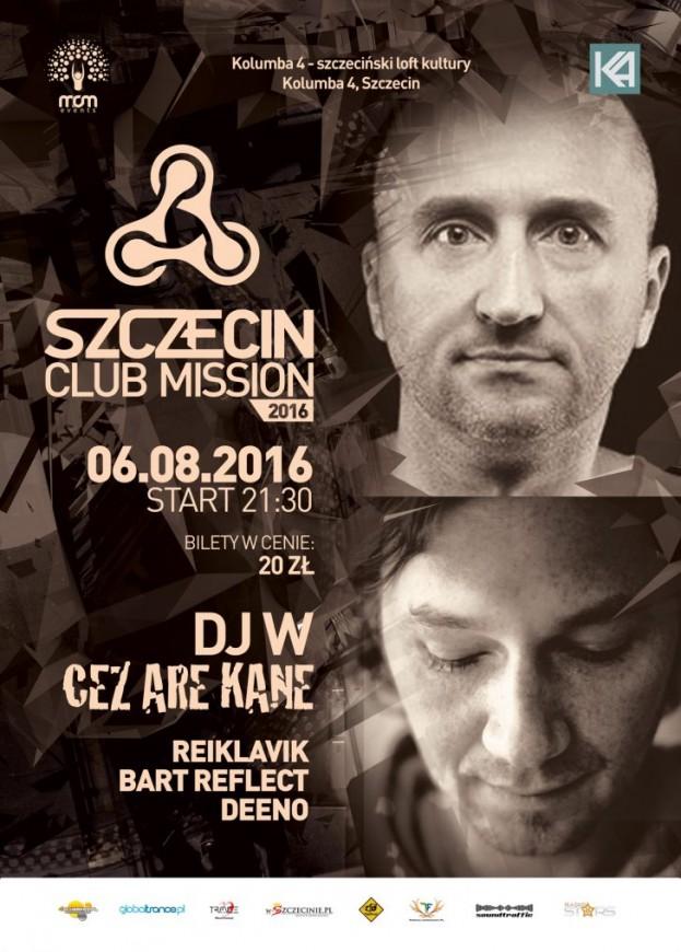Kolumba 4 – Szczecin Club Mission 2016