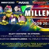 MILLENIUM Festival po raz pierwszy w Parku Rozrywki Energylandia w Zatorze!