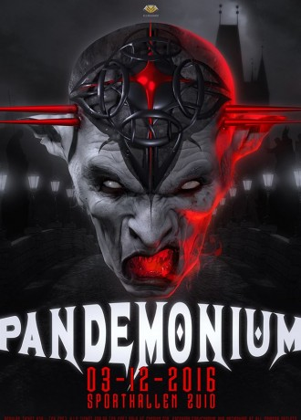 Pandemonium – The Desecration (Indoor) 2016