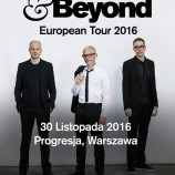 Progresja Music Zone Warszawa – ABOVE & BEYOND