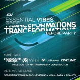 Essential Vibes pres. Tranceformations Before Party – Metronom Club, Warszawa