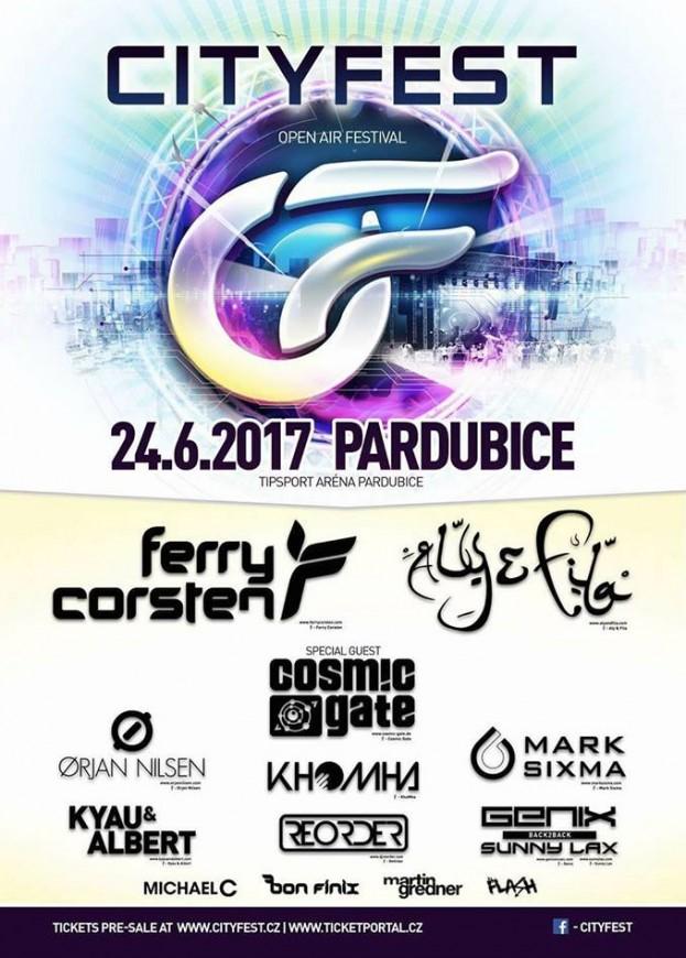 CityFest – Open Air Dance Music Festival 2017