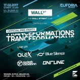 Tranceformations – Official Pre-Party – Wall Street, Wrocław