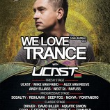 Club Chic Poznań – We Love Trance CE 023 with UCast