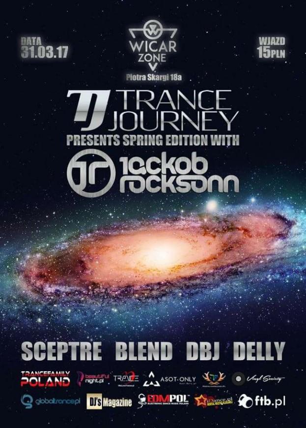 WicarZone Wrocław – Trance Journey Spring Edition with Jackob Rocksonn