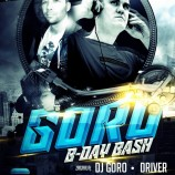 Vinyl Society pres. Goro B-Day Bash [Driver Special Guest]