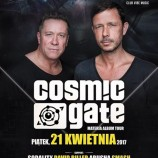 Epic Club Bydgoszcz – Cosmic Gate Materia Album Tour