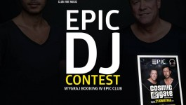 Epic Dj Contest – Cosmic Gate