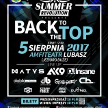 "Wygraj bilet na Summer Revolution ""Back To The Top"""