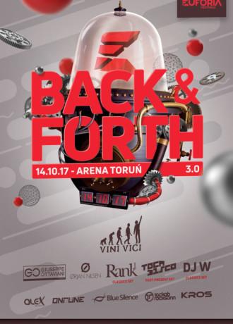Euforia Festival pres. Back & Forth 3.0
